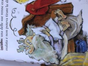 la renna di babbo natale 3