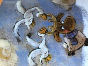 a renna di babbo natale 9