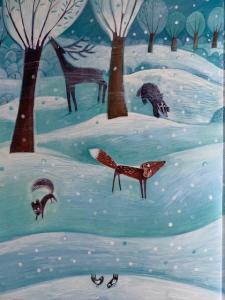 Magia sotto la neve16